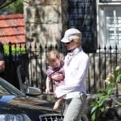 Nicole Kidman : En vacances en Australie ou au zoo ... sa fille n'affiche aucun sourire !