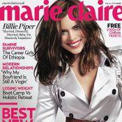 """Billie Piper : """"Les gens de la campagne pensent que je suis une putain """" !"""