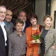 Bernard le Coq, Philippe Khorsand, cris Campion Anny Duperey