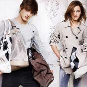 Regardez la divine Emma Watson et son jeune frère dans... la nouvelle campagne Burberry !