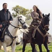 """Découvrez Cate Blanchett et Russell Crowe dans... les nouvelles magnifiques images de """"Robin des bois"""" !"""