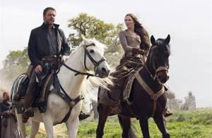 Découvrez Cate Blanchett et Russell Crowe dans... les nouvelles magnifiques images de