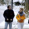 Le prince Nicolas de Grèce et Tatiana Blatnik sont fiancés, selon une annonce faite le 28 décembre 2009 : ils se marieront en 2010 !
