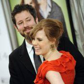 Amy Adams enceinte avec son chéri et la belle Laura Elena Harring... très charmantes malgré quelques fautes de goût !