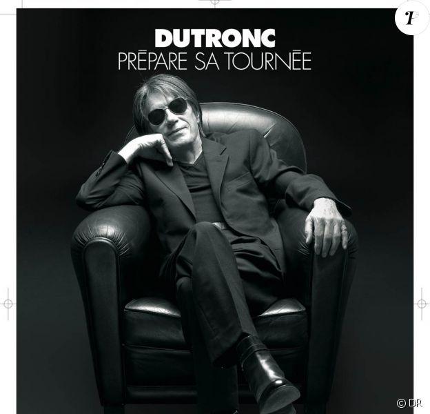Pour son retour sur scène après 17 ans d'absence, Jacques Dutronc ne manque pas d'idées !
