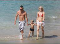 Gwen Stefani, 40 ans, expose son corps en bikini, aux côtés de son mari et ses adorables fils !