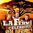 Benjamin Castaldi et Jean-Pierre Foucault, stars de la Ferme Célébrités en Afrique