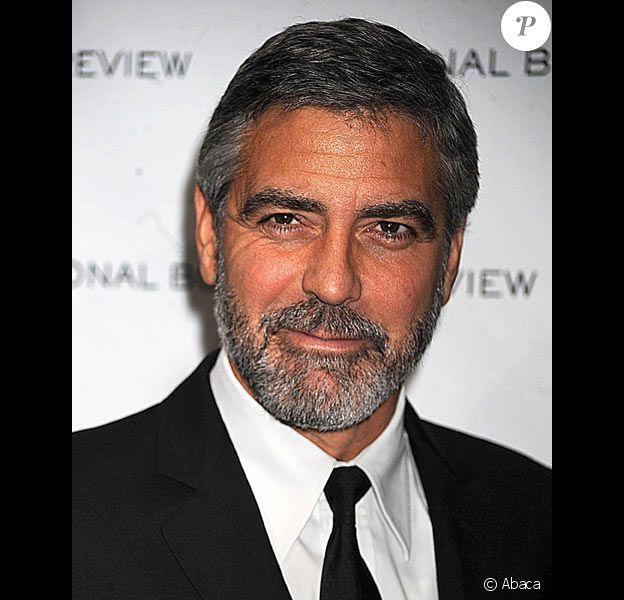 George Clooney en janvier 2010