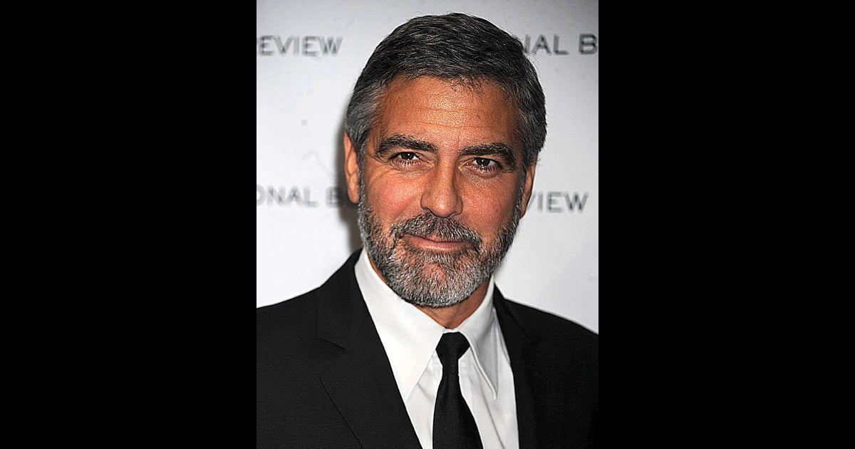 George Clooney Ma Tre D 39 Oeuvre D 39 Un Immense T L Thon