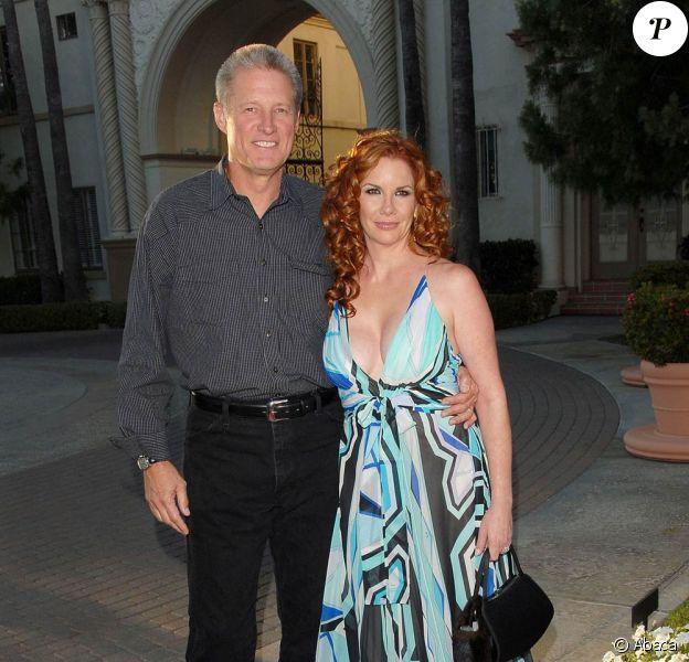 Melissa Gilbert et son mari Bruce Boxleitner