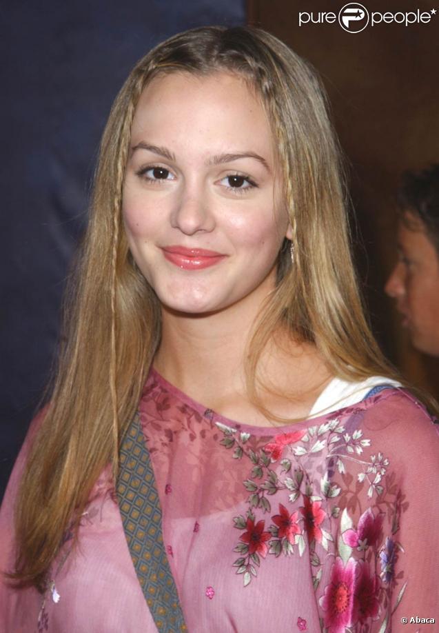 Leighton Meester en 2003