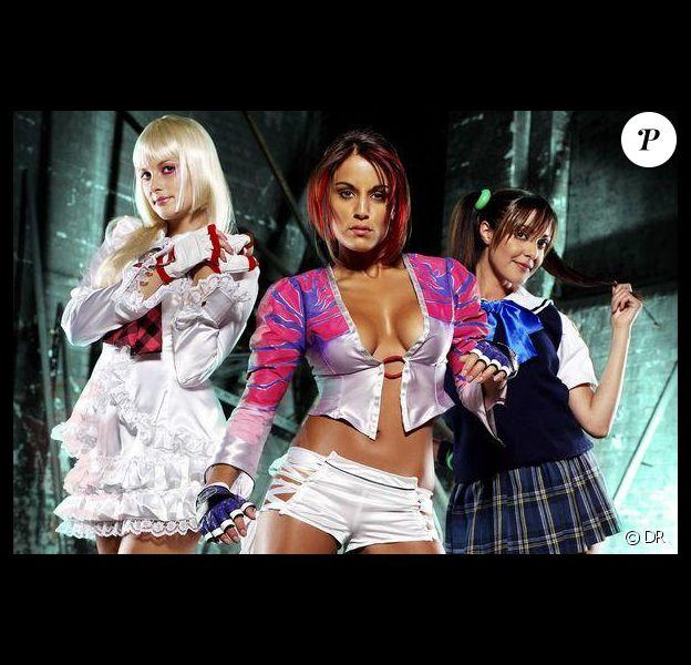 Des images de Tekken.