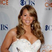 Mariah Carey : Décidément, elle n'en finit plus de s'eniver au champagne...