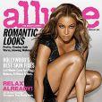 Beyoncé en couverture du magazine  Allure