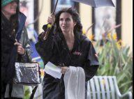 Courteney Cox : Pendant qu'elle travaille dur, son époux fait le pitre avec Ellen Page !