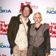 Patricia Arquette et son époux Thomas Jane à la représentation du Pee-Wee Herman Show à Los Angeles le 20 janvier 2010