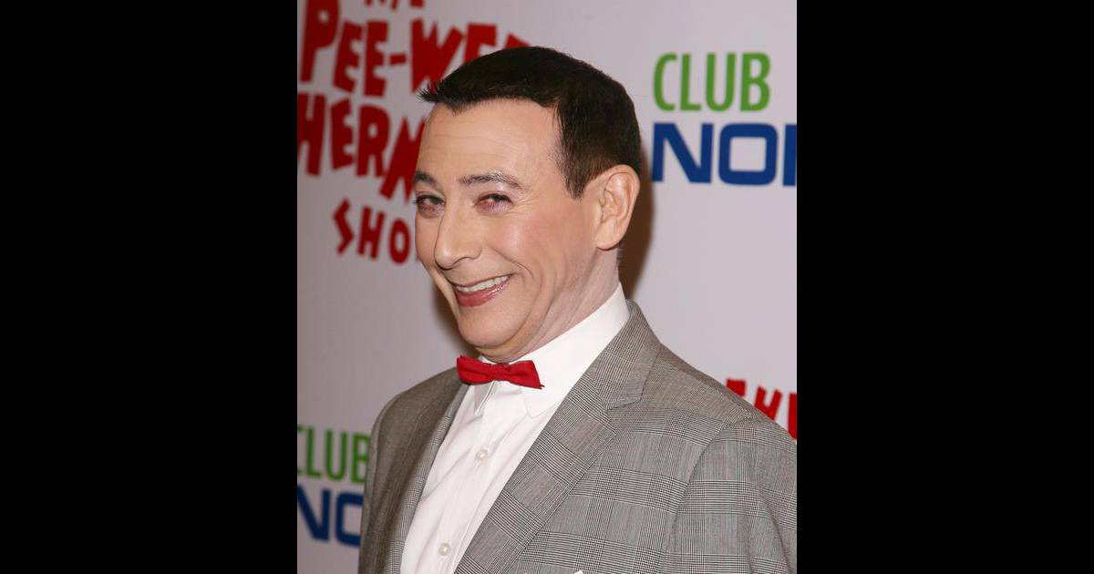 pee wee herman 2010 los angeles