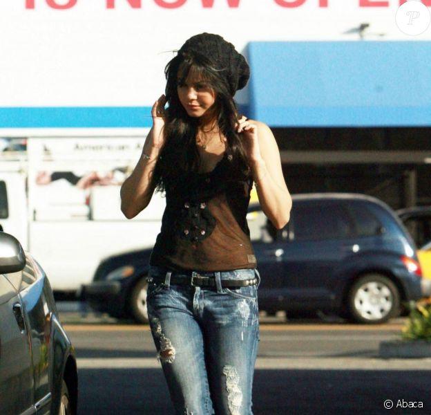 Vanessa Hudgens à Hollywood