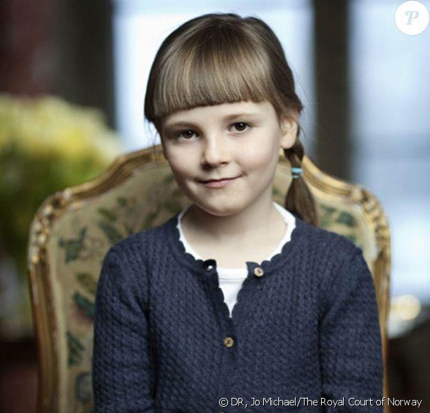 Cadeau d'anniversaire de la princesse Ingrid de Norvège pour ses 6 ans : une série photo royale !