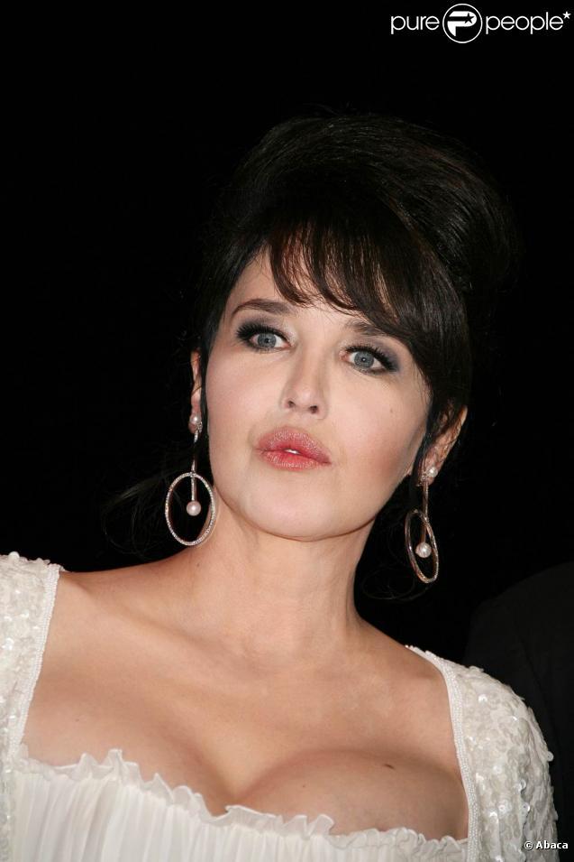 Isabelle Adjani nominée aux César qui se tiendront le 27 février 2010, au Théâtre du Châtelet, à Paris.