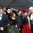 La troupe de Mozart, l'opéra rock