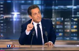 Quand Nicolas Sarkozy s'en prend aux femmes... Il a recadré Laurence Ferrari et viré une bonne soeur !