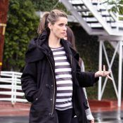 Amanda Peet : la future maman est ravie, car elle attend...