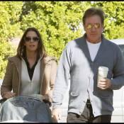 Tim Allen : Promenade détente avec sa femme et son adorable bébé !