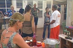 Ferme Célébrités en Afrique : Regardez le nouveau clash entre Francky et Adeline pendant que Kelly se considère