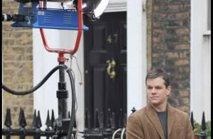 Matt Damon poursuit l'expérience Clint Eastwood... et fait sensation en pleine rue !