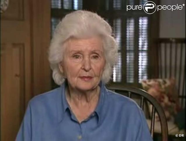 Frances Reid, de la série  Des jours et des vies , est décédée le 3 février 2010 !