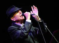 Leonard Cohen, blessé... repousse sa tournée !