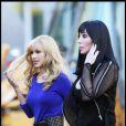 Cher et Christina Aguilera