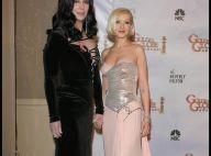 Regardez les premières images du show ''Burlesque'' de Christina Aguilera et Cher !