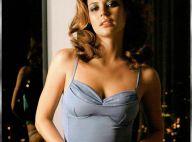 Le sublime top Josie Maran dévoile la nouvelle collection lingerie spécialement pour une torride Saint-Valentin...