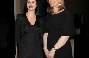 Eva Green ravissante au côté du délirant Sacha Baron Cohen... et James McAvoy avec sa femme enceinte !