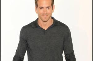 Le séduisant Ryan Reynolds est le nouveau visage d'une grande maison... Quel beau gosse !
