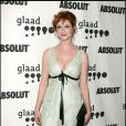 La sculpturale Christina Hendricks sur tapis rouge...