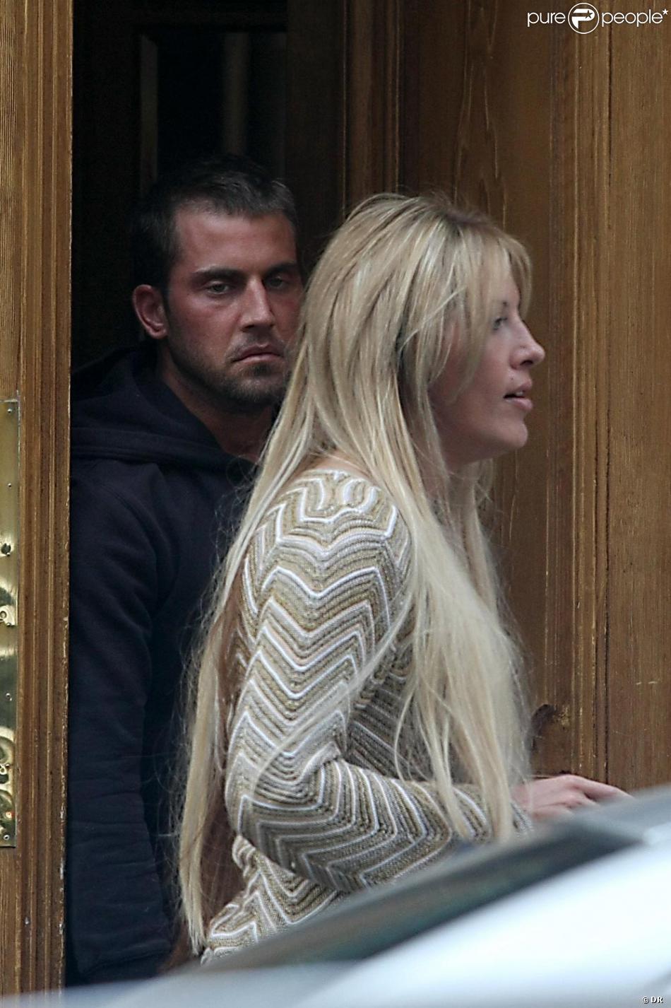 Loana et son compagnon - Damien thevenot et son compagnon ...