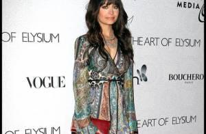 Nicole Richie : avant son arrivée à Paris, la jolie styliste prend des risques !