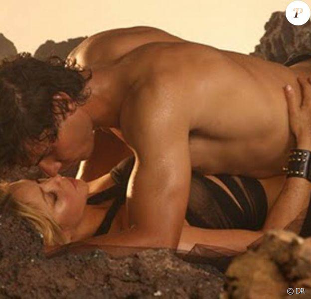 Shakira a sollicité le tennisman Rafael Nadal pour incarner l'objet de son désir dans le clip de Gypsy