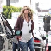 Rebecca Gayheart : à quelques jours de son accouchement... elle a besoin d'affection !