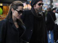 Brad Pitt et Angelina Jolie, amoureux, sont de retour à Venise... Découvrez le papa-poule avec leurs adorables enfants !