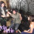 Nicole Richie durant son séjour à Paris...