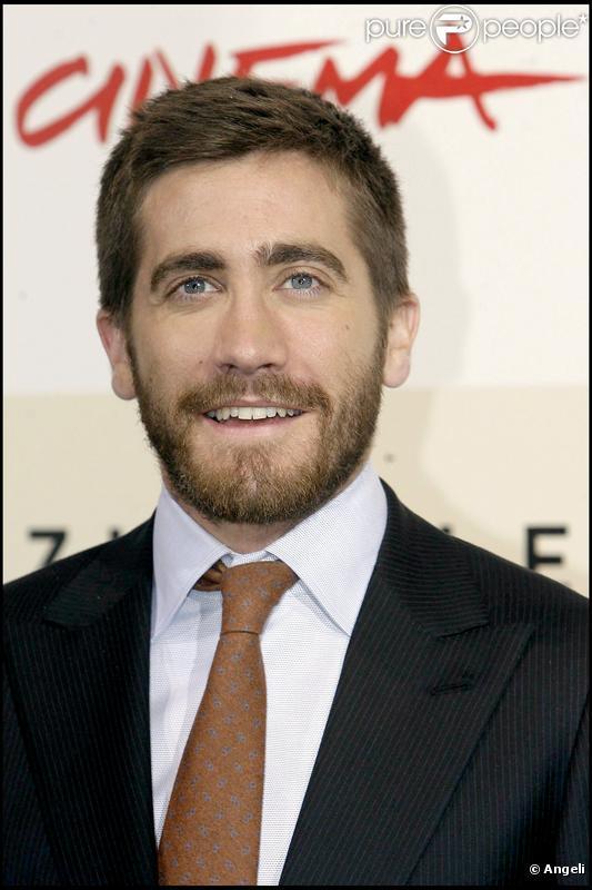 L'acteur américain Jake Gyllenhaal