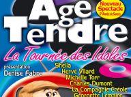 """La tournée """"Âge tendre et tête de bois"""" privée de Victoires de la Musique : le producteur pousse un coup de gueule !"""
