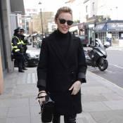 Kylie Minogue : Une simple promenade, mais un style des grandes occasions !