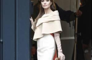 Angelina Jolie et Johnny Depp : Découvrez les premiers clichés de leur collaboration dans The Tourist !