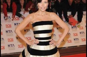 Dannii Minogue très fière de son ventre rond de maman... elle est radieuse !