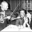 Natalie Wood et Robert Wagner à Paris, le 24 novembre 1978 !